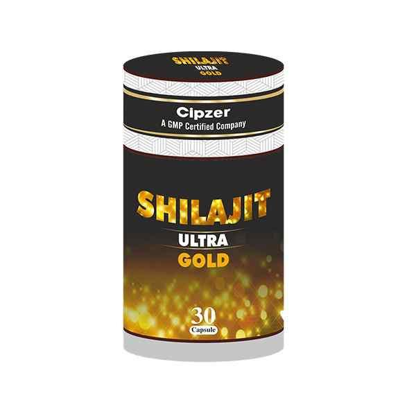 Cipzer Shilajit Ultra Gold 30 Capsule