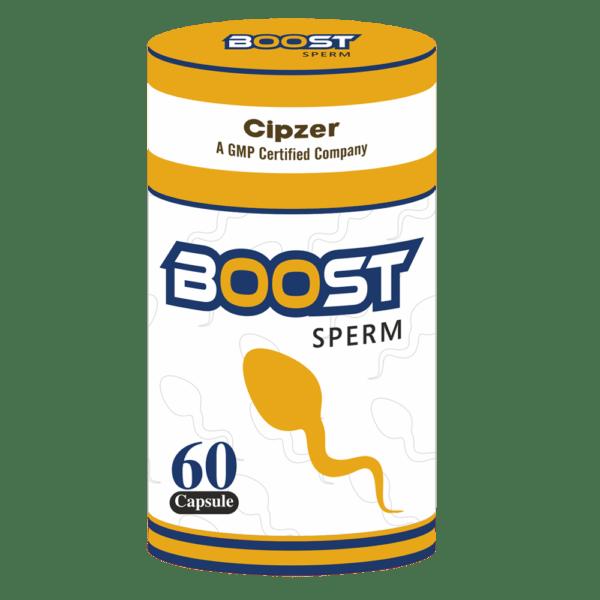 Cipzer Boost Sperm Capsule