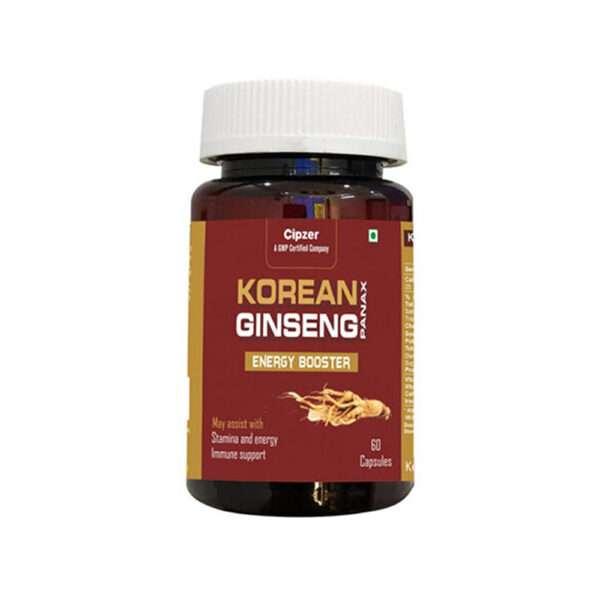 Korean Ginseng Capsule