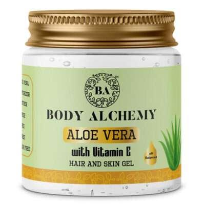 Body Alchemy Aloe Vera