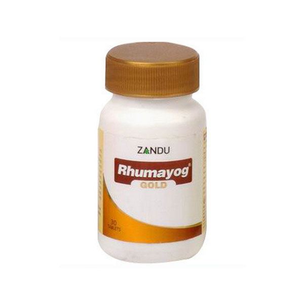 Zandu Rheumayog Gold
