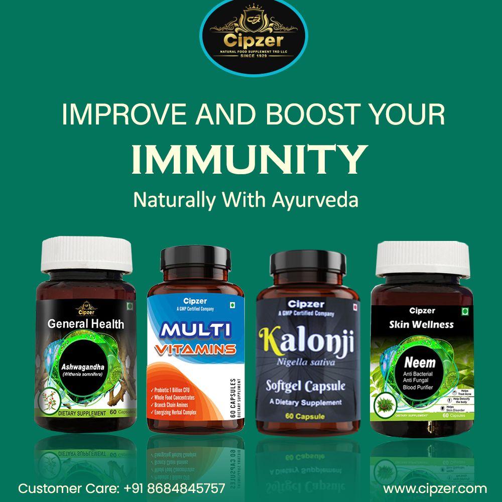 Cipzer Immunity pack